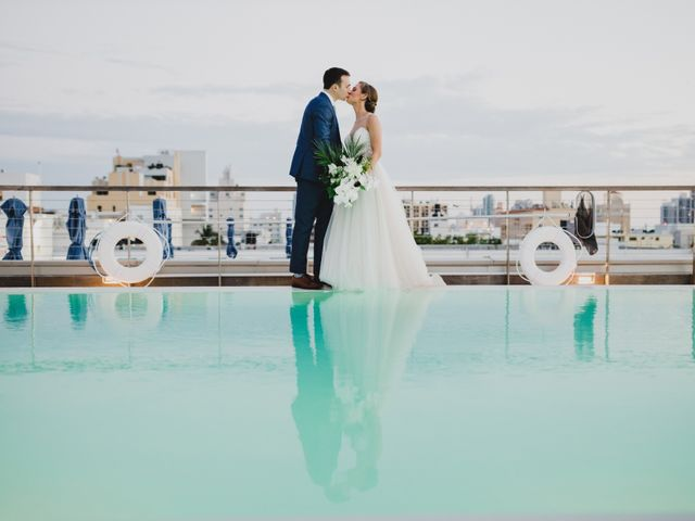 Kyle and Grace's Wedding in Miami, Florida 72