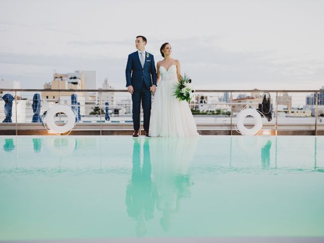 Kyle and Grace's Wedding in Miami, Florida 73