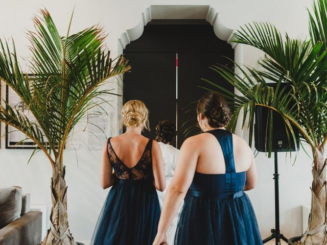 Kyle and Grace's Wedding in Miami, Florida 81