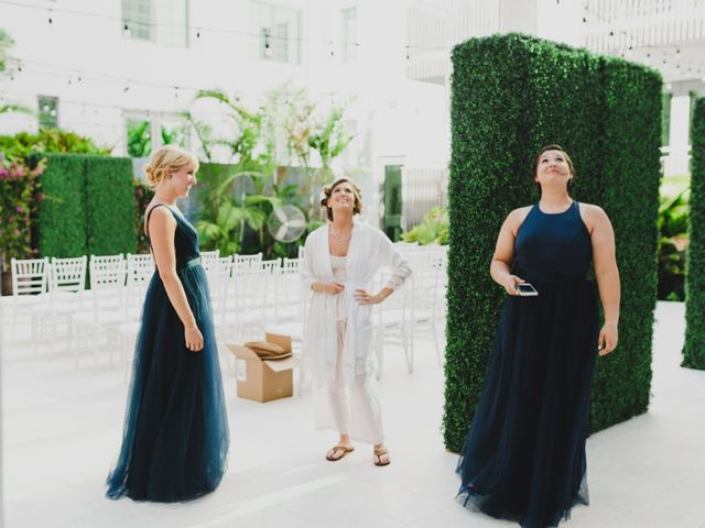 Kyle and Grace's Wedding in Miami, Florida 83