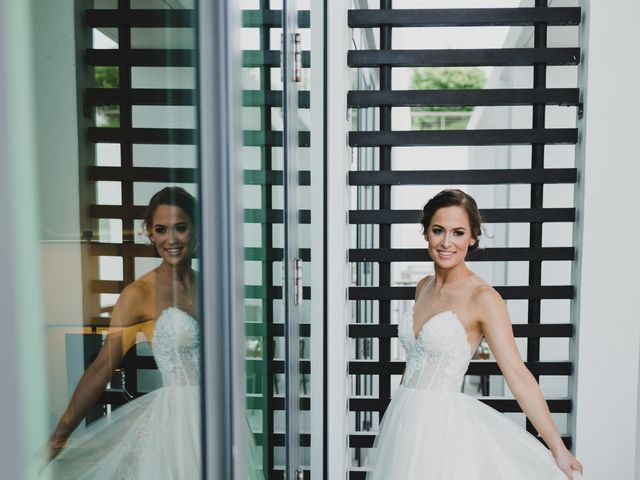 Kyle and Grace's Wedding in Miami, Florida 122