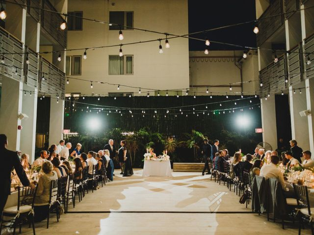 Kyle and Grace's Wedding in Miami, Florida 125