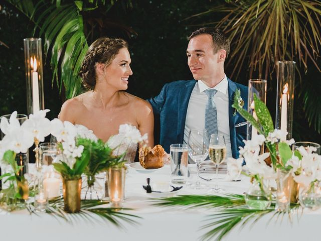 Kyle and Grace's Wedding in Miami, Florida 127