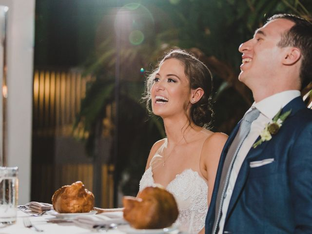 Kyle and Grace's Wedding in Miami, Florida 129