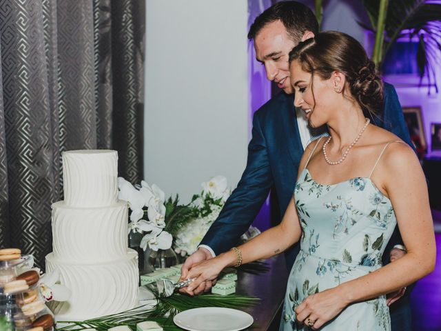 Kyle and Grace's Wedding in Miami, Florida 135