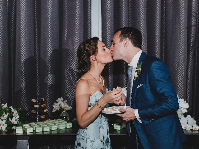 Kyle and Grace's Wedding in Miami, Florida 138