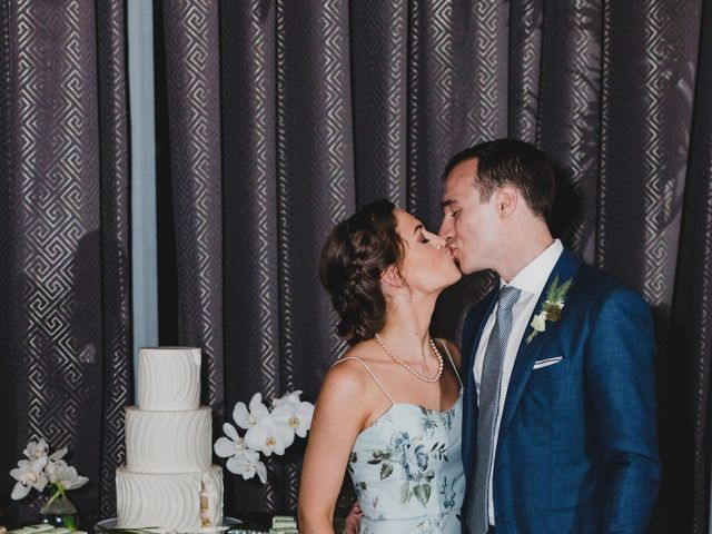 Kyle and Grace's Wedding in Miami, Florida 139