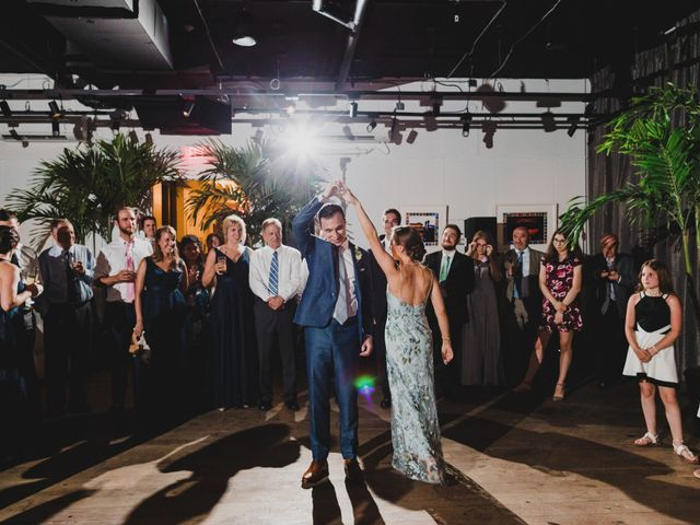 Kyle and Grace's Wedding in Miami, Florida 140