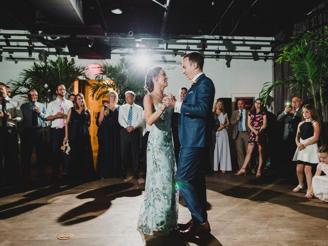 Kyle and Grace's Wedding in Miami, Florida 141