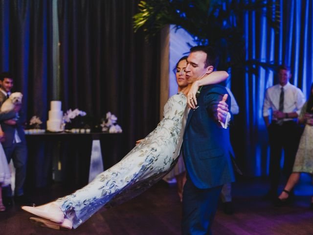 Kyle and Grace's Wedding in Miami, Florida 143