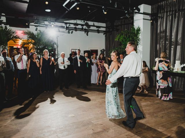 Kyle and Grace's Wedding in Miami, Florida 147