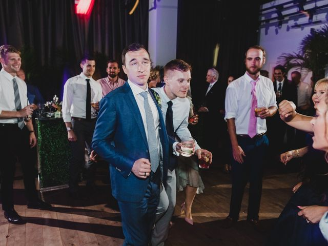 Kyle and Grace's Wedding in Miami, Florida 163