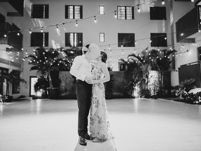 Kyle and Grace's Wedding in Miami, Florida 166