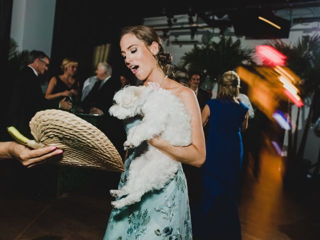 Kyle and Grace's Wedding in Miami, Florida 167