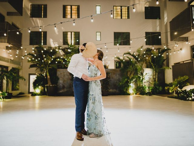 Kyle and Grace's Wedding in Miami, Florida 169