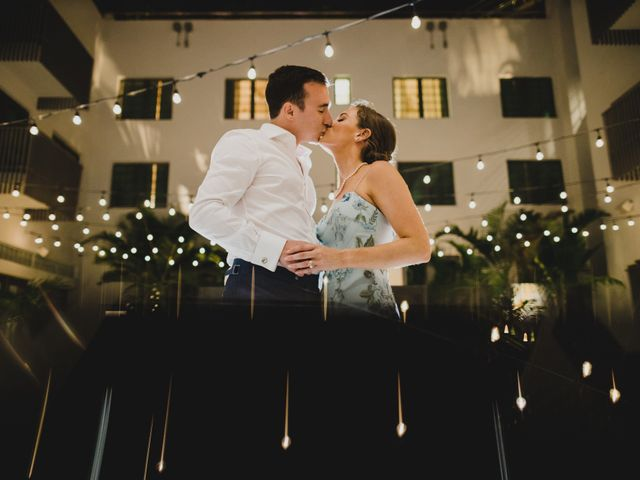 Kyle and Grace's Wedding in Miami, Florida 170