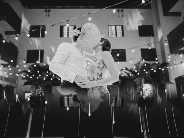 Kyle and Grace's Wedding in Miami, Florida 171
