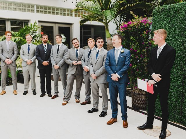 Kyle and Grace's Wedding in Miami, Florida 192