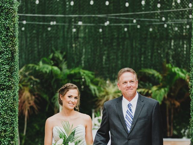 Kyle and Grace's Wedding in Miami, Florida 196