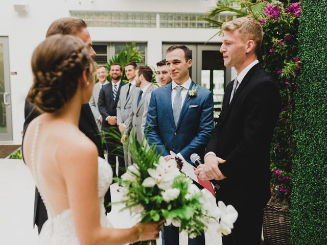 Kyle and Grace's Wedding in Miami, Florida 200