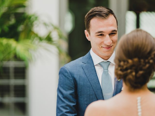 Kyle and Grace's Wedding in Miami, Florida 203