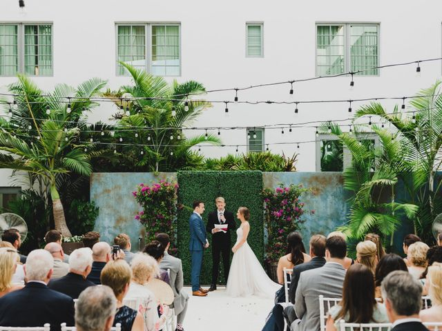 Kyle and Grace's Wedding in Miami, Florida 206