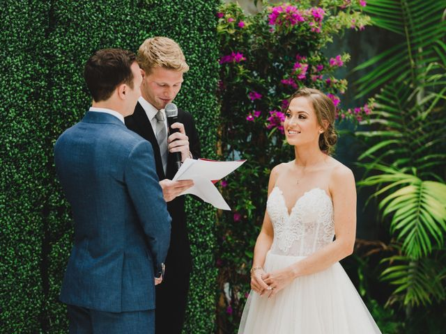 Kyle and Grace's Wedding in Miami, Florida 207