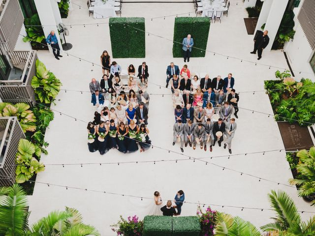 Kyle and Grace's Wedding in Miami, Florida 208