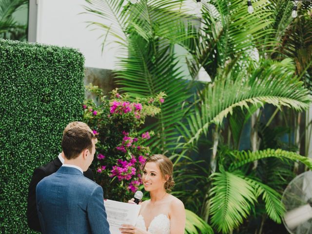 Kyle and Grace's Wedding in Miami, Florida 209