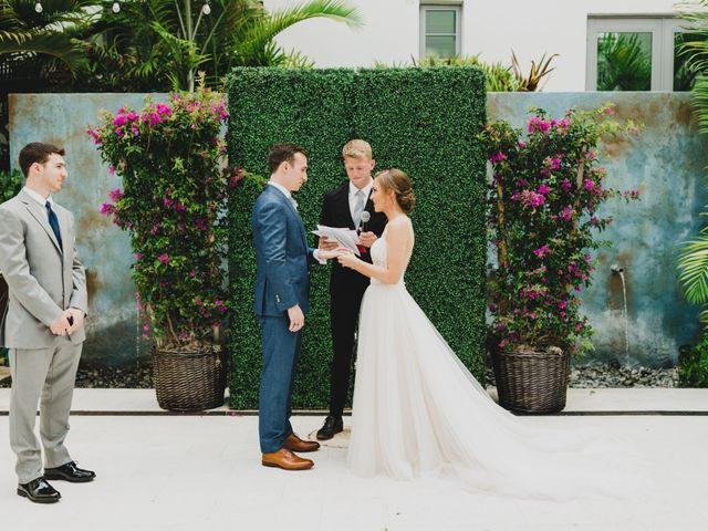 Kyle and Grace's Wedding in Miami, Florida 212