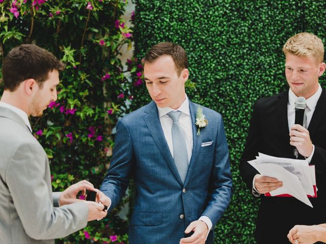Kyle and Grace's Wedding in Miami, Florida 214