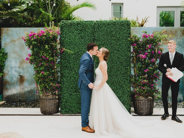 Kyle and Grace's Wedding in Miami, Florida 215