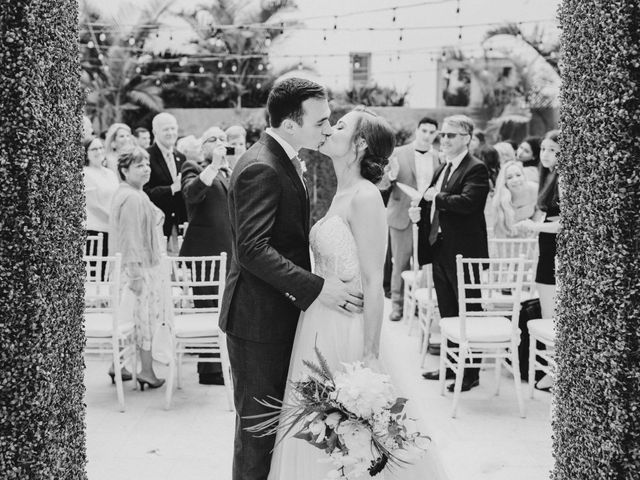 Kyle and Grace's Wedding in Miami, Florida 218