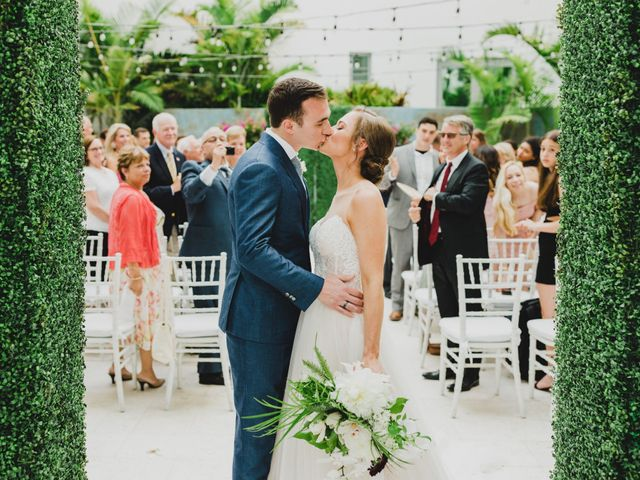 Kyle and Grace's Wedding in Miami, Florida 219
