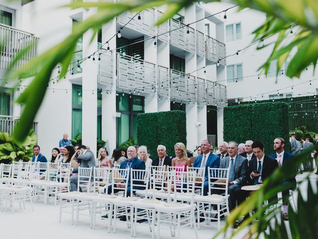 Kyle and Grace's Wedding in Miami, Florida 221