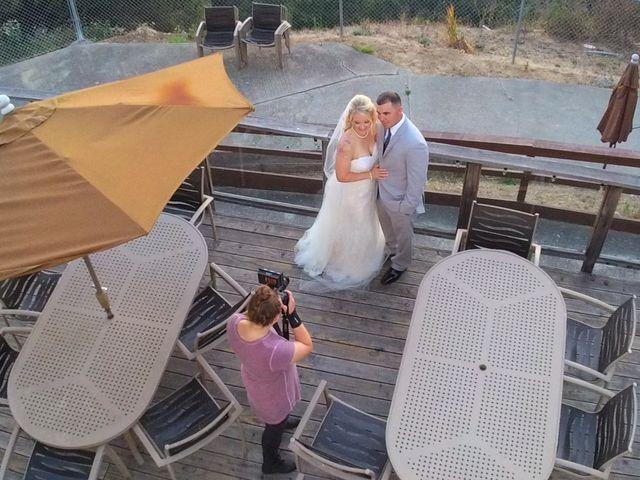 The wedding of Heather and Ryan