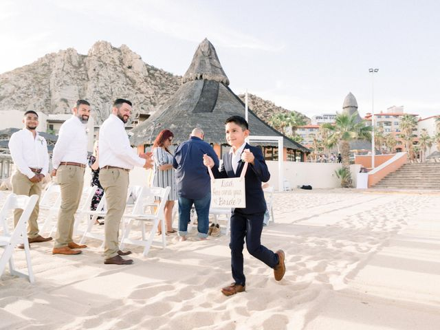 Eddie and Chelsea's Wedding in Cabo San Lucas, Mexico 47