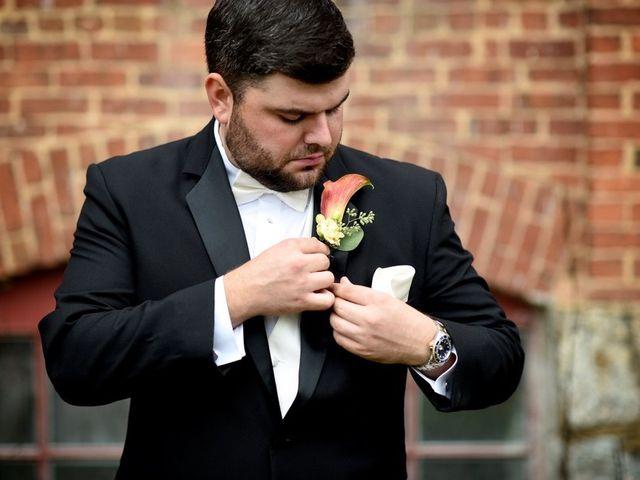 Alex and Alicia's wedding in Georgia 6