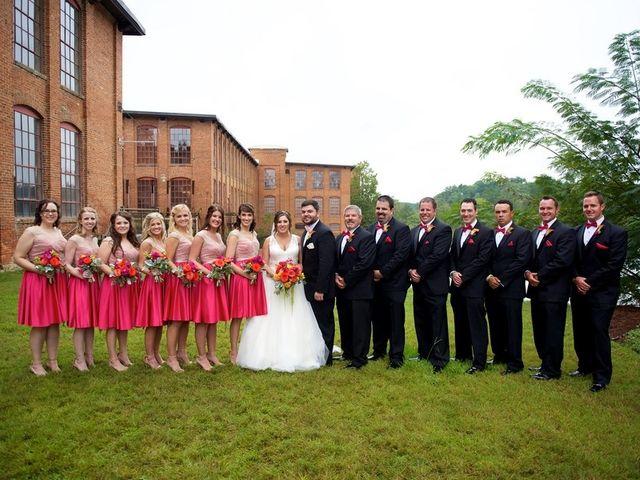 Alex and Alicia's wedding in Georgia 8