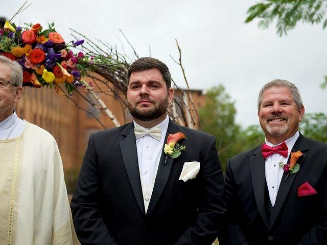 Alex and Alicia's wedding in Georgia 10