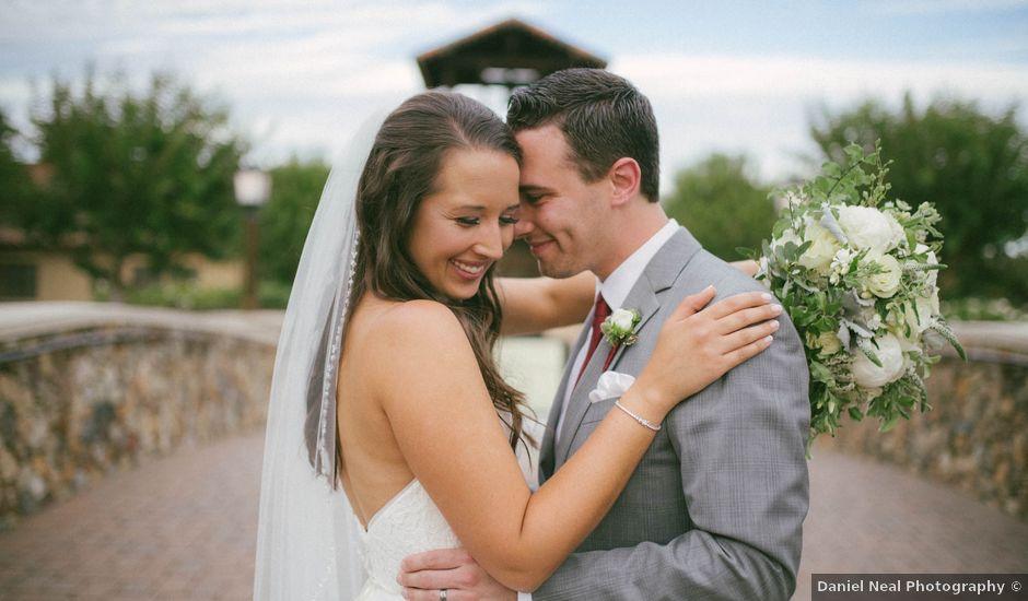 Geoff and Christina's Wedding in Santa Rosa, California