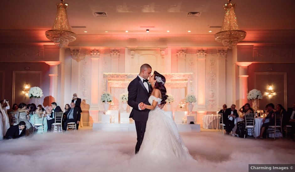 Mina and Merette's Wedding in Clifton, New Jersey