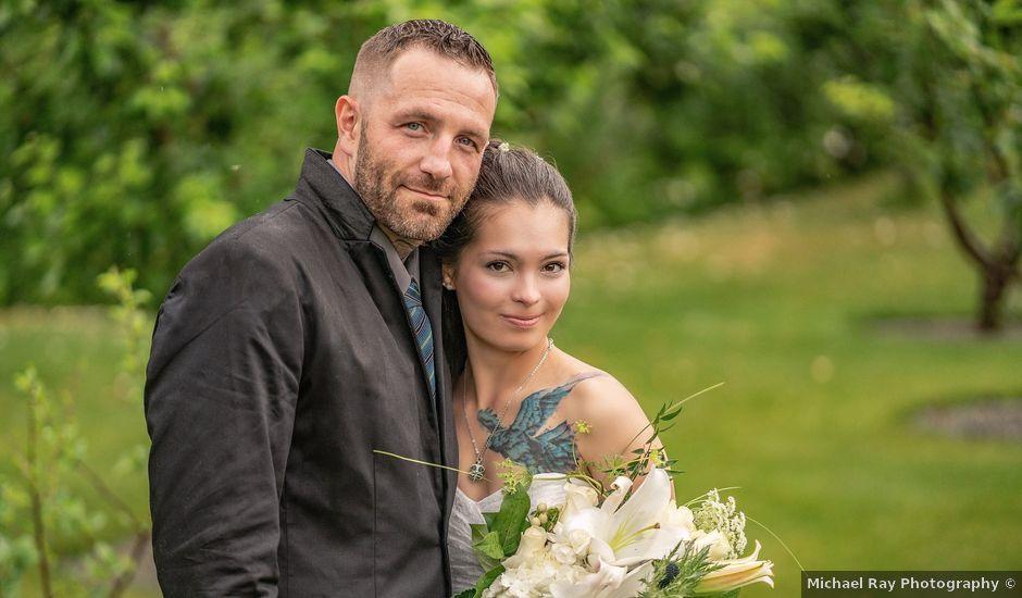 Matt and Kjera's Wedding in Wasilla, Alaska