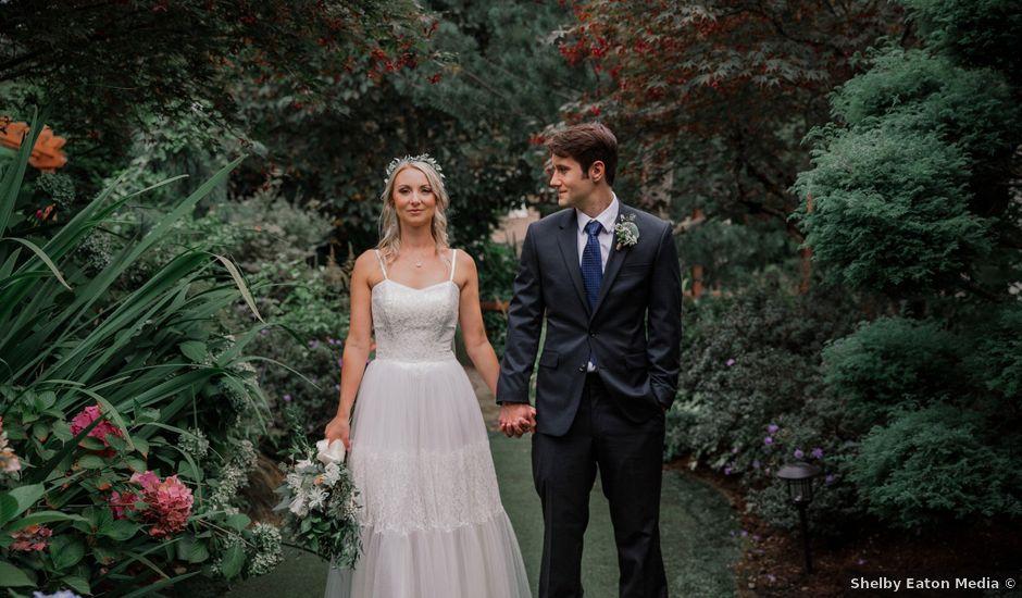 Cody and Jocelyn's Wedding in Seattle, Washington
