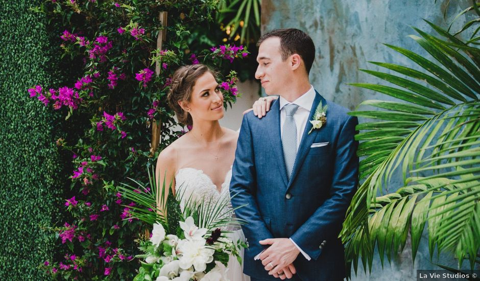 Kyle and Grace's Wedding in Miami, Florida