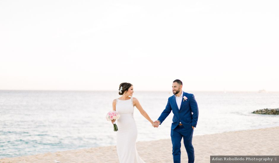 Eddie and Chelsea's Wedding in Cabo San Lucas, Mexico