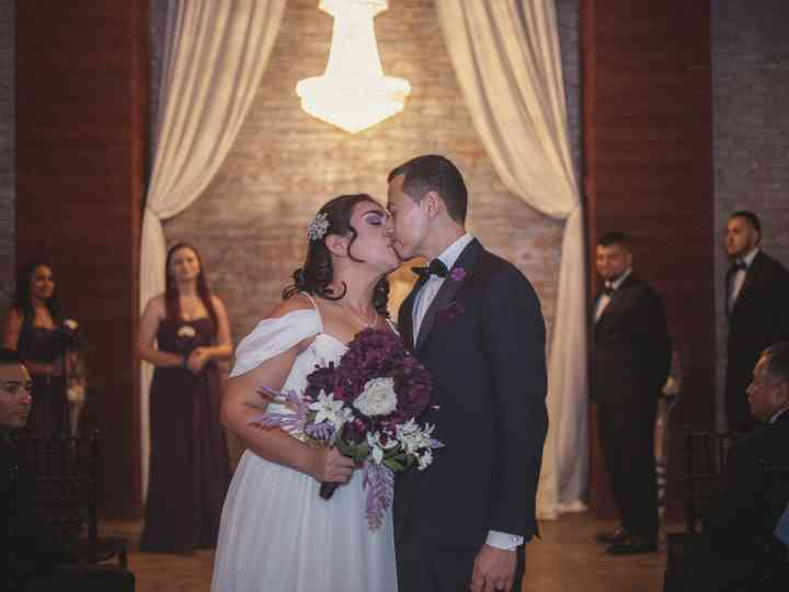 The wedding of Natalie and Ciso