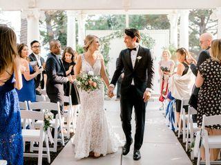 The wedding of Kim and Oki 3