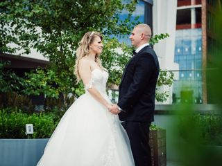 Greta and Greg's Wedding in New Rochelle, New York 34
