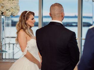 Greta and Greg's Wedding in New Rochelle, New York 47